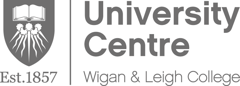 University Centre Wigan & Leigh College Logo