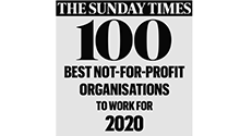2020 Best Not For Profit organisation