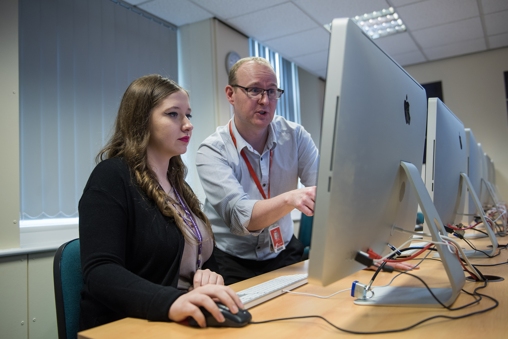 Wigan & Leigh College :: Computer Science and Digital Skills