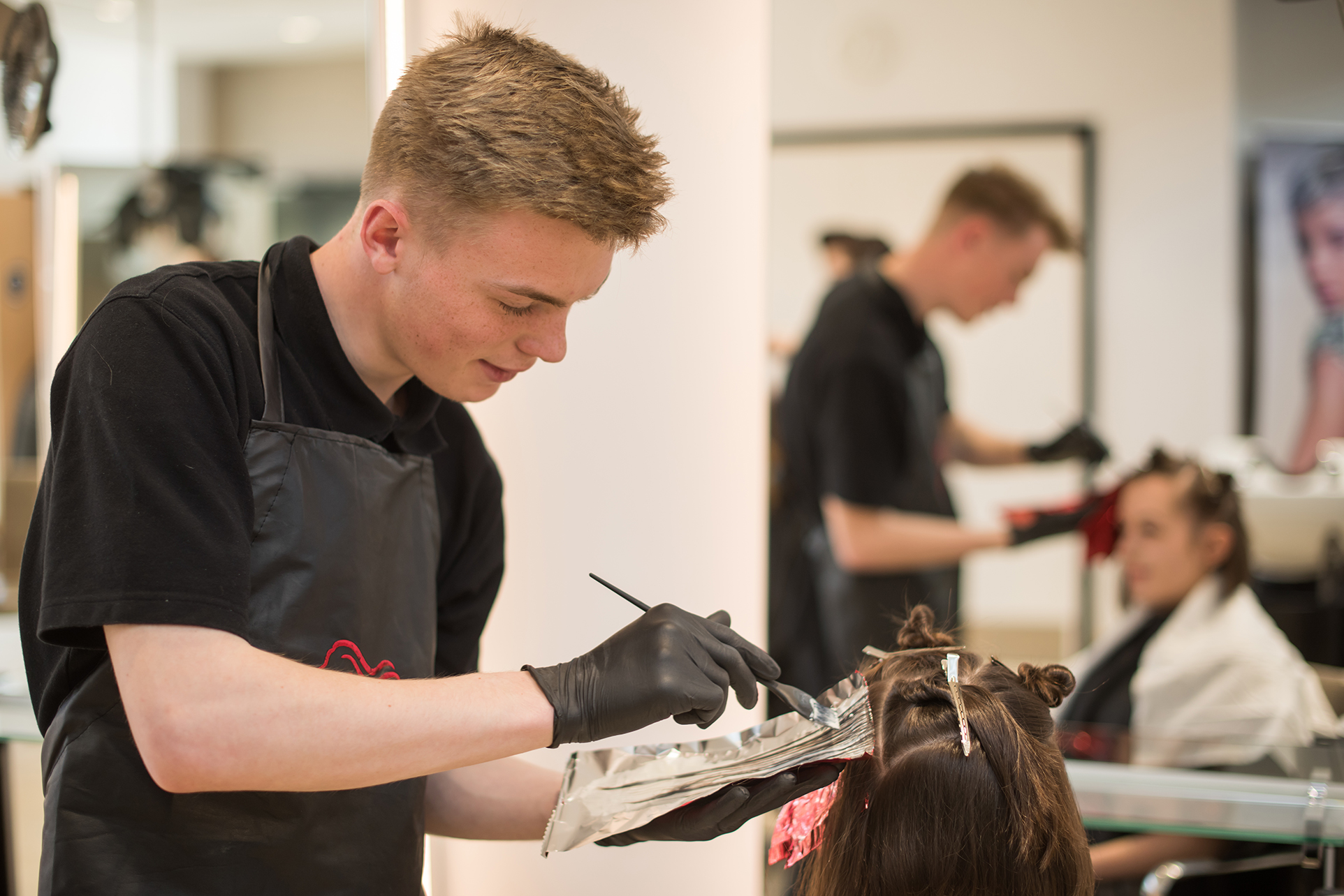 New image hairdressers wigan