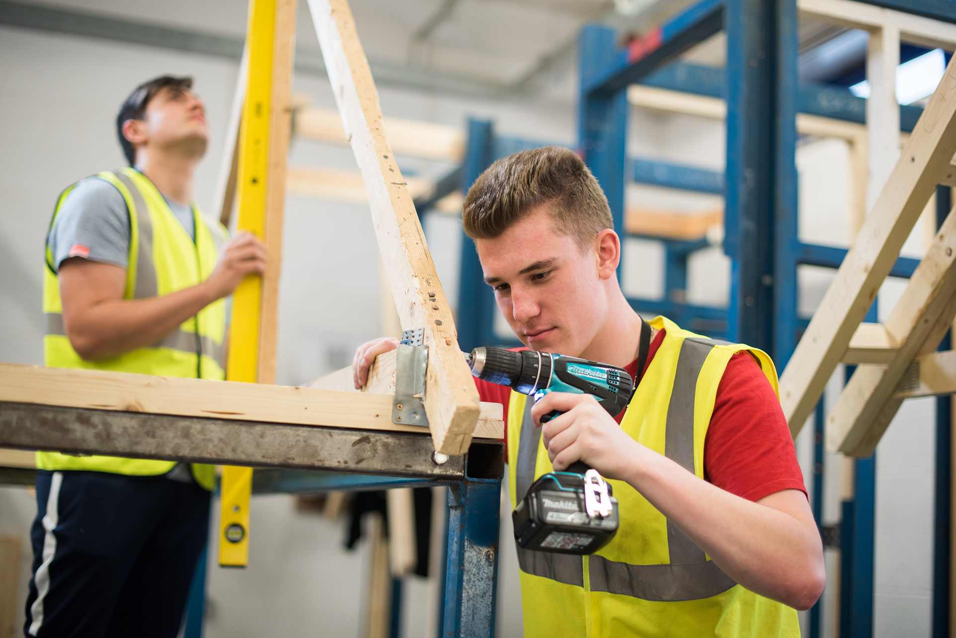 Wigan & Leigh College :: Carpentry & Joinery